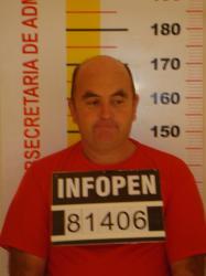 Marcos Maglioni, 50, passou os últimos seis anos atras das grades!