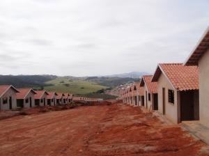 Dariam para construir mais uma fileira de casas...!