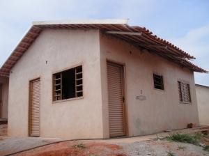 Casa do novo cidadão brasileiro que saiu da pobreza!