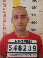Rafael Gomes Franquini, meio meia hora depois do assalto.