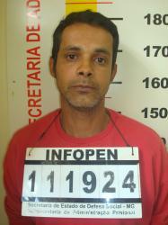 Alexsandro Camargo dos Santos, preso no inicio do mês poe estelionato, agora virou assaltante sequestrador!