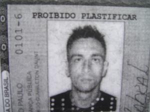 Carlos Augusro Cabarl é de Alta Floresta-MT e Delaini Cristina Gonzaga, der Diadema-SP.