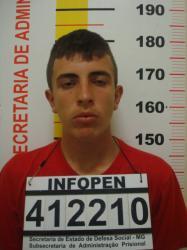 Juliano Alves Silva havia saído da cadeia ha duas semanas!