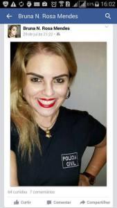 Bruna N.Rosa Mendes... Conselheira ou policial?