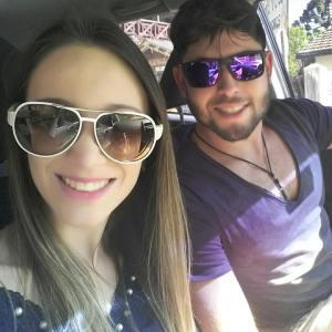 Lucas e Larissa