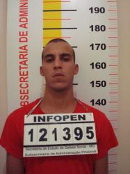Betuel foi surpreendido dentro do quarto do vitima, de madrugada, no Jardim Guanabara!