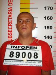 "Sandro Henrique ""Gu"" Faria, cumpria pena por trafico.."