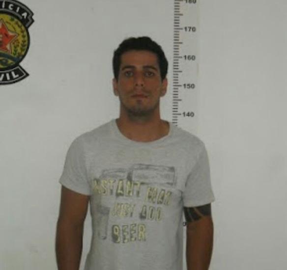 Claiton Wilquison havia sido preso por roubo aos Correios em Cachoeira de Minas no ano passado, mas estava em liberdade...
