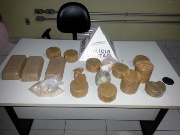 Drogas são responsáveis pela metade dos homicídios em Pouso Alegre até agora...