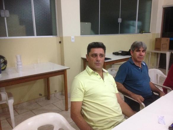 Paulo da Pinta, o ex-craque  rubro negro é o novo presidente do clube!