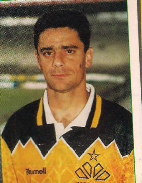 Paulo da Pinta encerrou a carreira como jogador, no Criciuma.